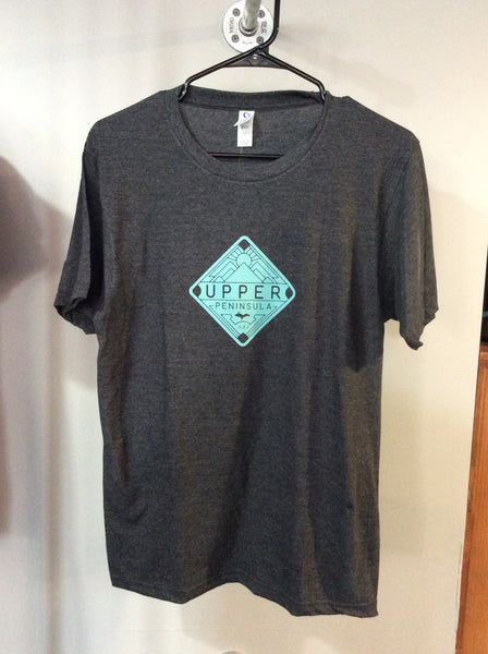Upper Peninsula Diamond Jersey Tee