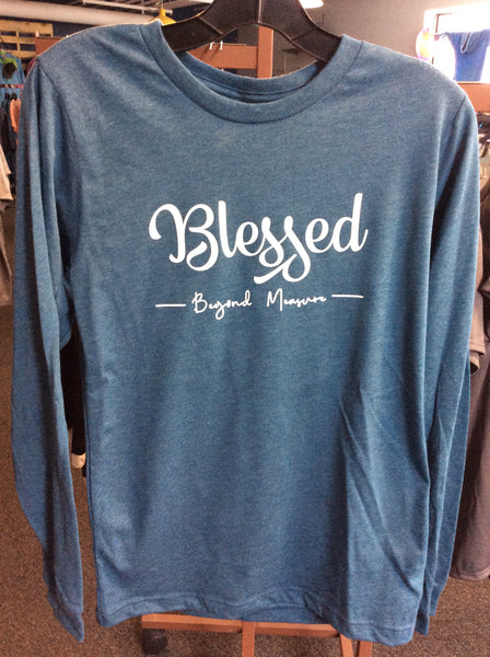 Blessed Beyond Measure Long Sleeve