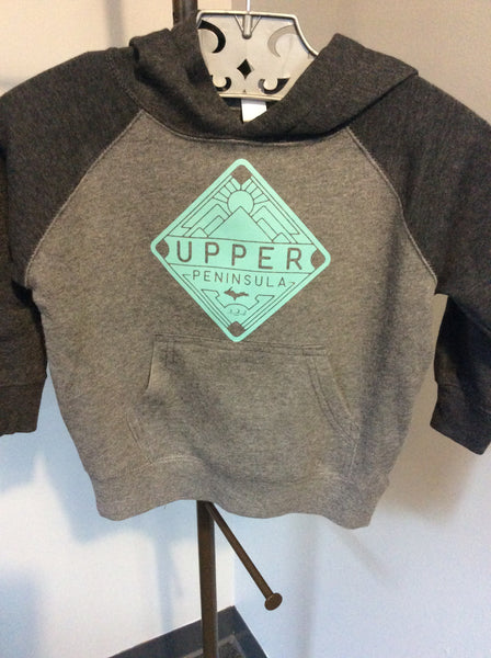 Diamond UP Toddler Sweatshirt