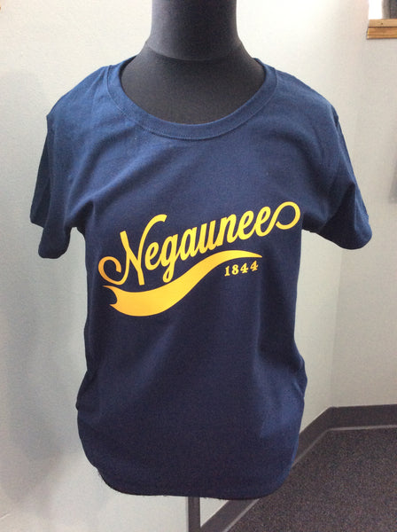 Ladies 1844 Negaunee Short Sleeve Tee