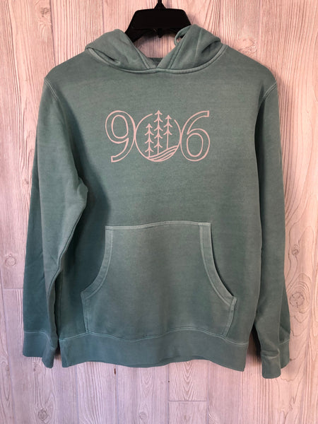 906 Heavyweight Pigment-Dyed Hoodie