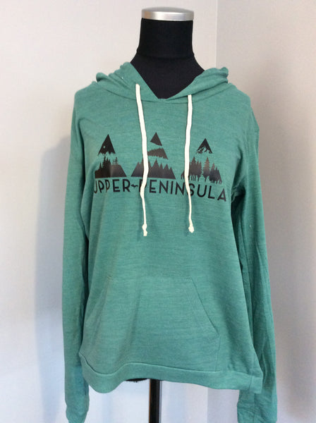 Women's Upper Peninsula Classic Hooded Pullover