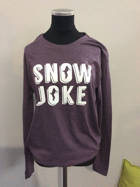 Snow Joke Long Sleeve