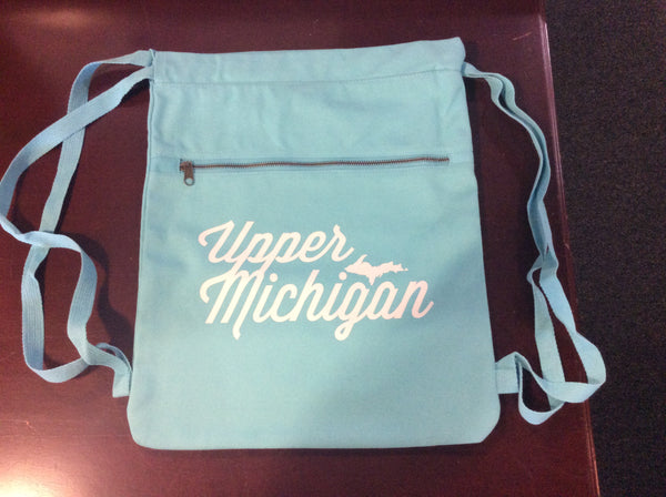 UP Canvas Cinch Tote