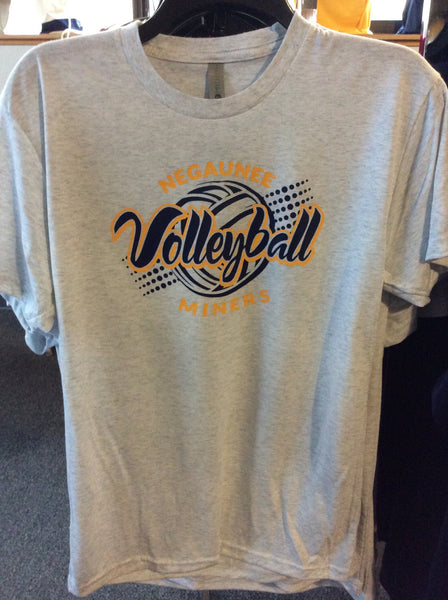 Negaunee Volleyball Tee