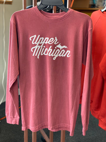 Upper Peninsula Dye Long Sleeve