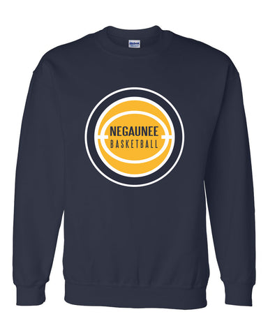 Basketball Crewneck