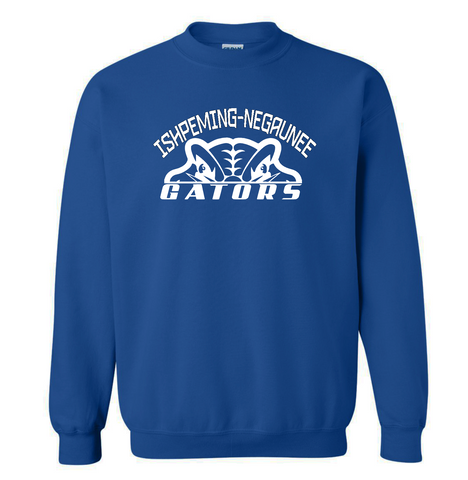 Gator Crewneck Royal WL