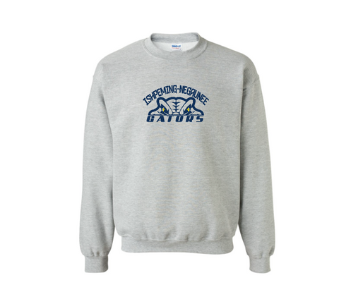 Gator Crewneck Grey