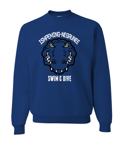 Gator Crewneck Royal
