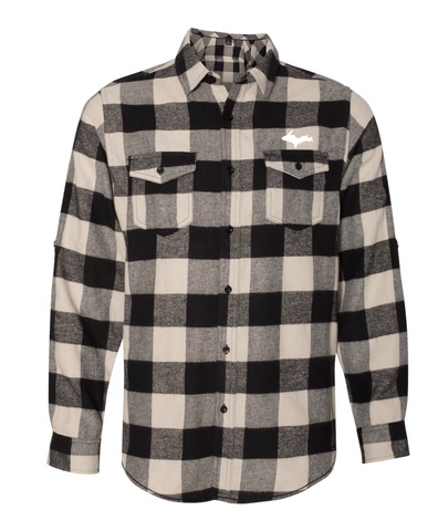 UP Long Sleeve Flannel Shirt
