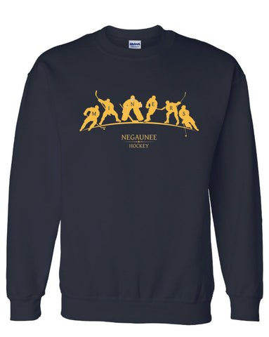 Hockey Crewneck Sweatshirt