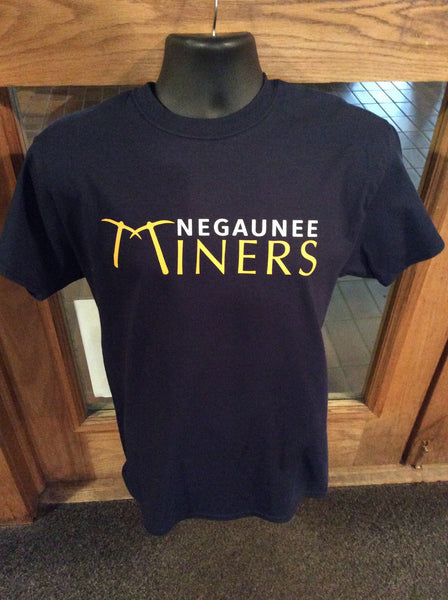 Miners Pick Axe T-shirt