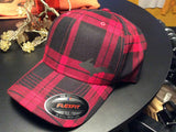Plaid Flex Hat