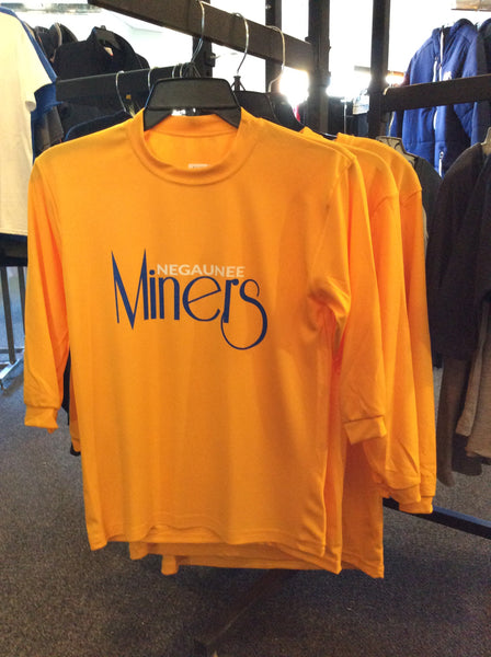 Youth Miners Sportswear Long Sleeve