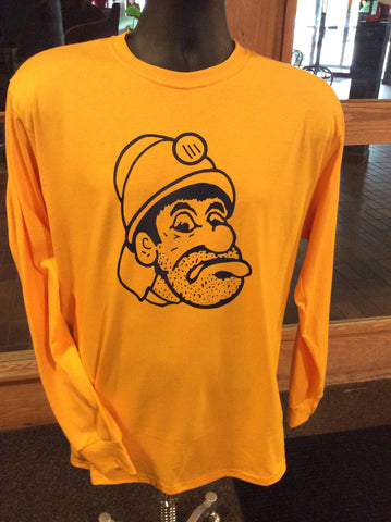 Old Miner Long Sleeve T-Shirt