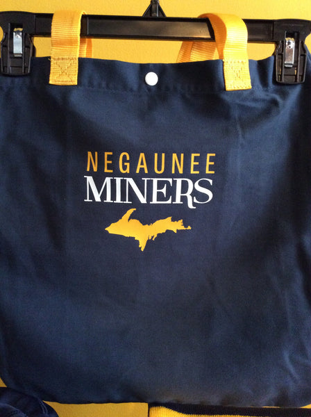 Negaunee Miner Shoulder Bag