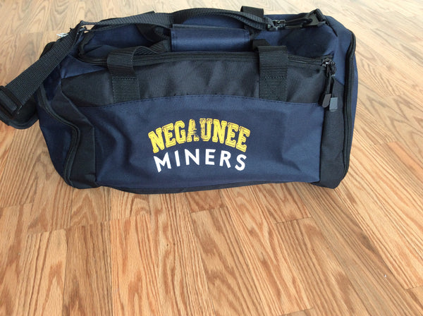 Gym Bag Negaunee Miners