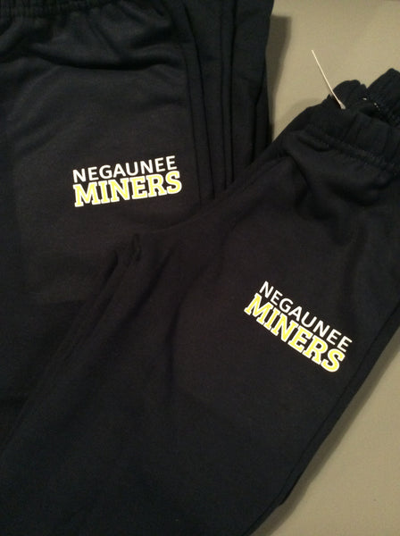 Youth Sweatpant Negaunee Miners