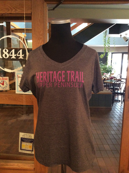 Heritage Trail Womens V-Neck