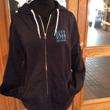 1844 Negaunee Hooded Zip Sweatshirt