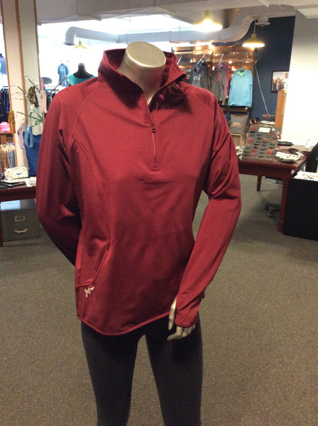 Get UP Sport-Tek Ladies 1/2-Zip Pullover
