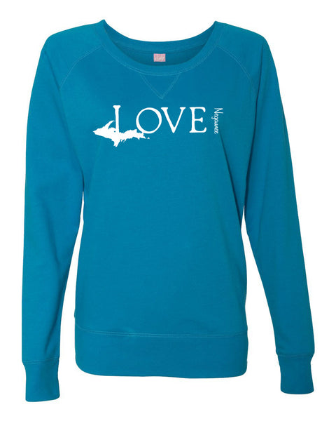 Love Negaunee Slouchy Pullover - Ladies