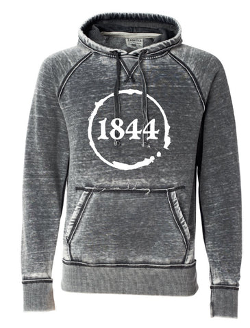 1844 Hooded Pullover Sweashirt