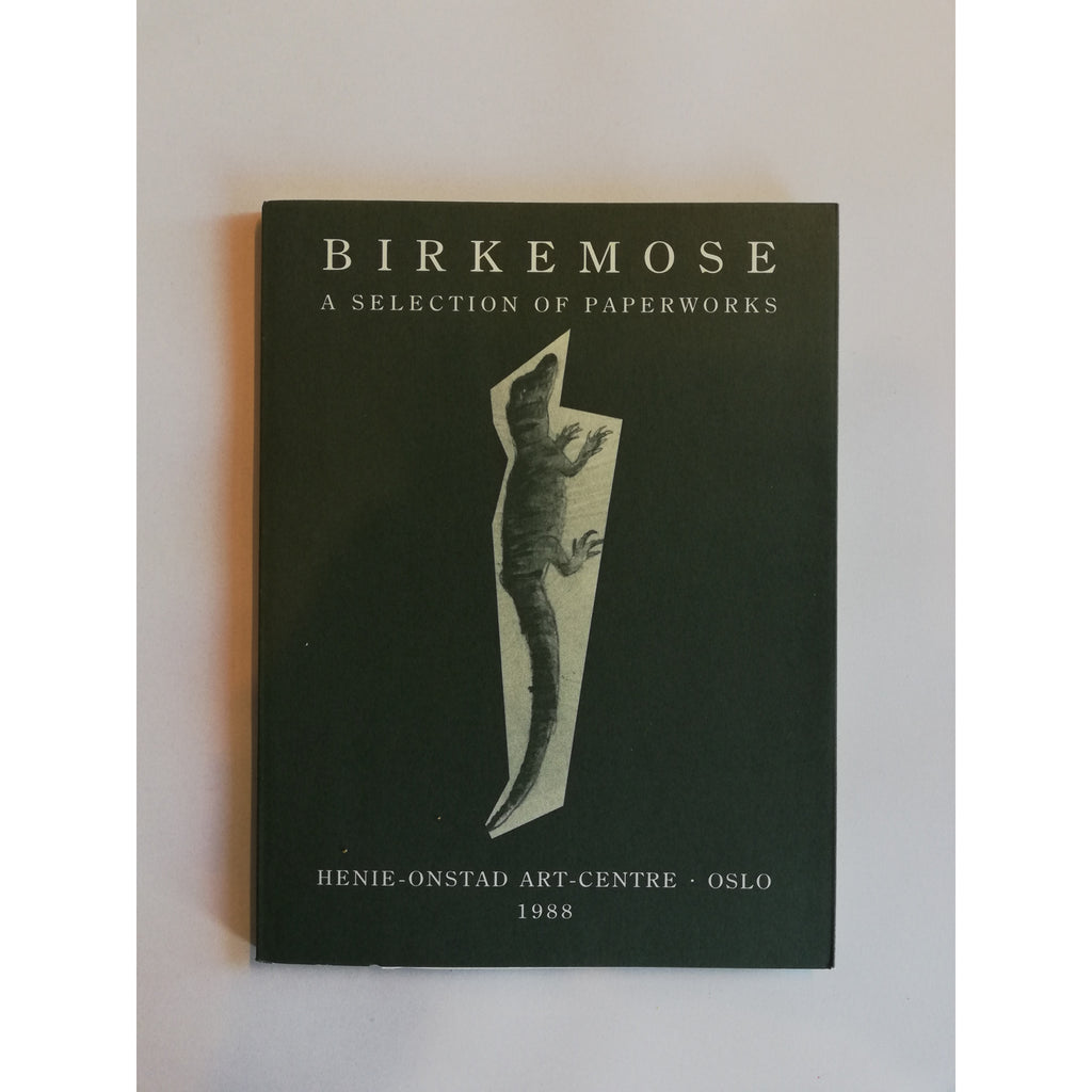 Birkemose - a selection of paperworks