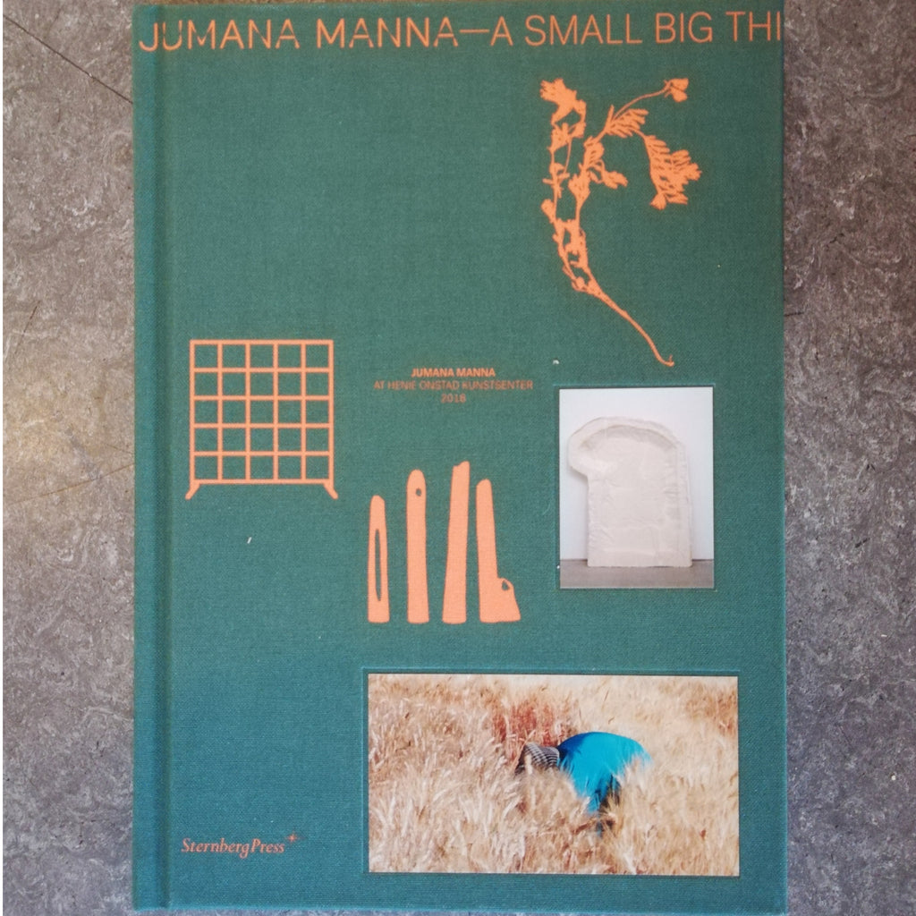Jumana Manna - A Small Big Thing