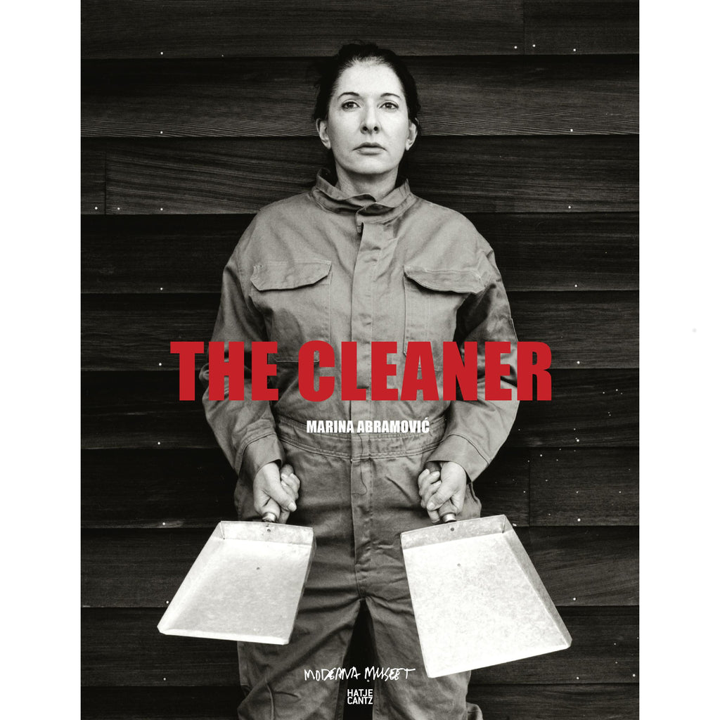 The Cleaner - Marina Abramović