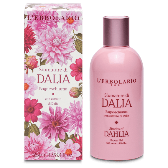 DALIA-Bagnoschiuma Sfumature di Dalia 250 ml