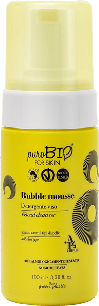 puroBIO FOR SKIN  Bubble Mousse
