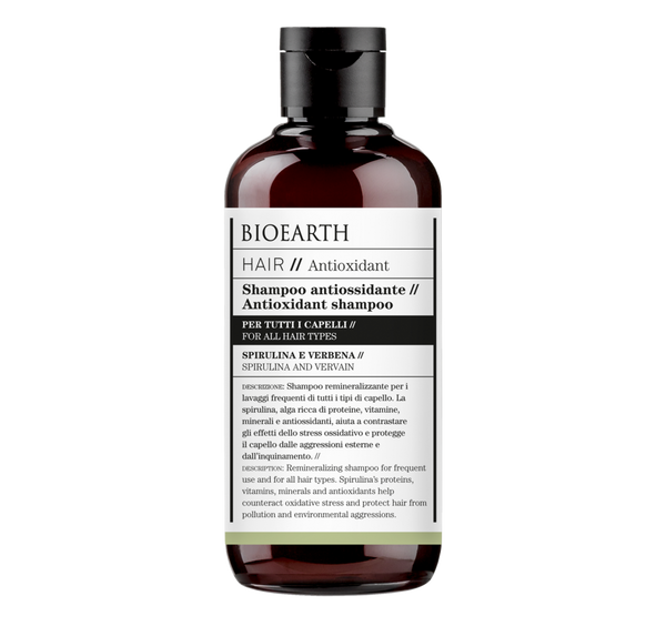 Bioearth Hair 2.0 Shampoo Antiossidante 250 ml