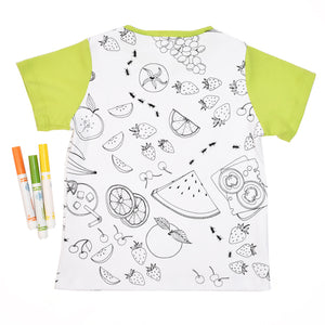 T-Shirt Picnic Fruité