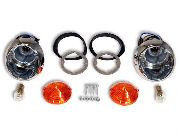 Mustang Parking/Indicator Lamp Set 64-66