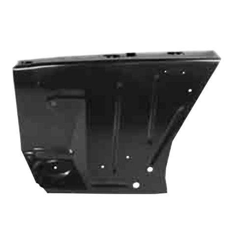 Mustang Inner Wing/Fender Front Section 69-70