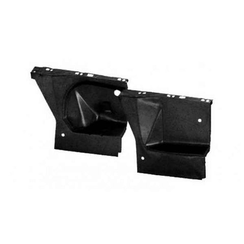 Mustang Inner Wing/Fender Front Section 65-66