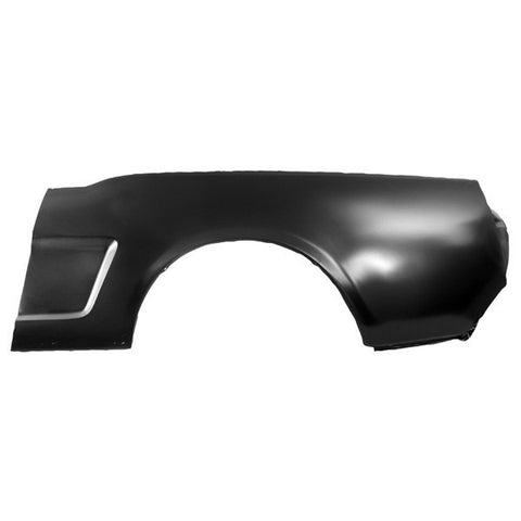 Mustang Convertible 64-66 LH Rear Quarter Panel