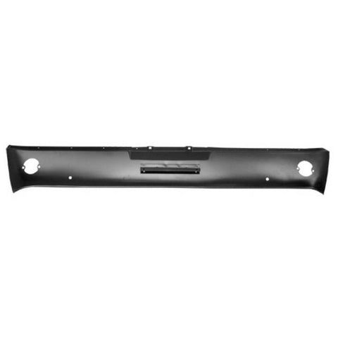 Mustang Rear Valance (With Reversing Light Hole) 64-66
