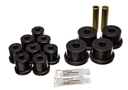 "Energy Suspension Mustang Rear Leaf Spring Polyurethane Bush Kit (9/16"" Shackle) 64-66"