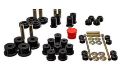 Energy Suspension Mustang Polyurethane Suspension Bush Master Kit 67-73