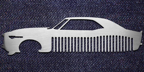 68Maro Comb & Bottle Opener
