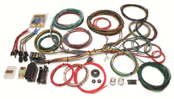Painless 21 Circuit Ford Colour Coded Wiring Harness Kit 67-68