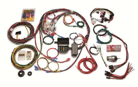 Painless 22 Circuit Aftermarket Wiring Harness Kit 67-68