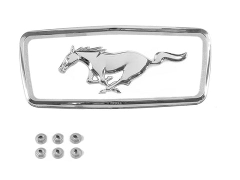 Mustang Grille Corral & Horse Kit 1968