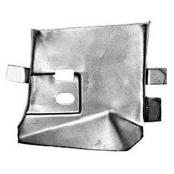 Mustang Front Wing Apron Rear Extension RH 67-68