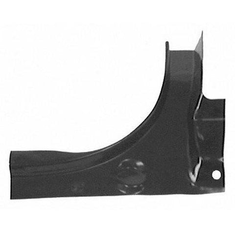 Mustang 67-68 Coupe/Convertible RH Trunk/Boot Rear Corner