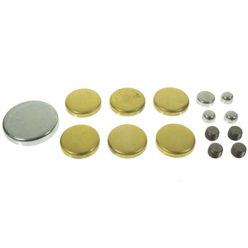 Mustang Brass Core Plug Set 289 V8