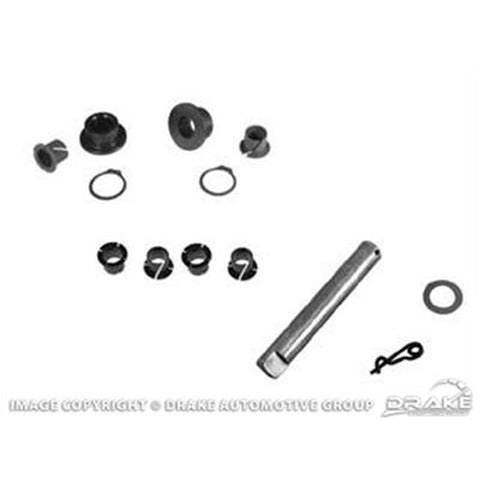Mustang Brake & Clutch Pedal Support Rebuild Kit 64-70